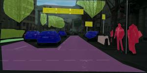 Cityscapes Dataset: Example Dortmund 1