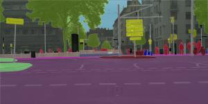 Cityscapes Dataset: Example Düsseldorf 1