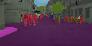 Cityscapes Dataset: Example Jena 1