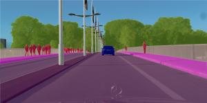 Cityscapes Dataset: Example Lindau 1