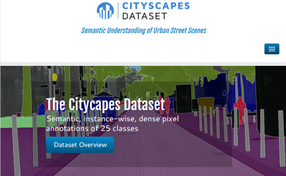 The Cityscapes Dataset