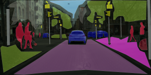 Cityscapes Dataset: Example Nuremberg 2