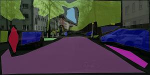 Cityscapes Dataset: Example Nuremberg 1